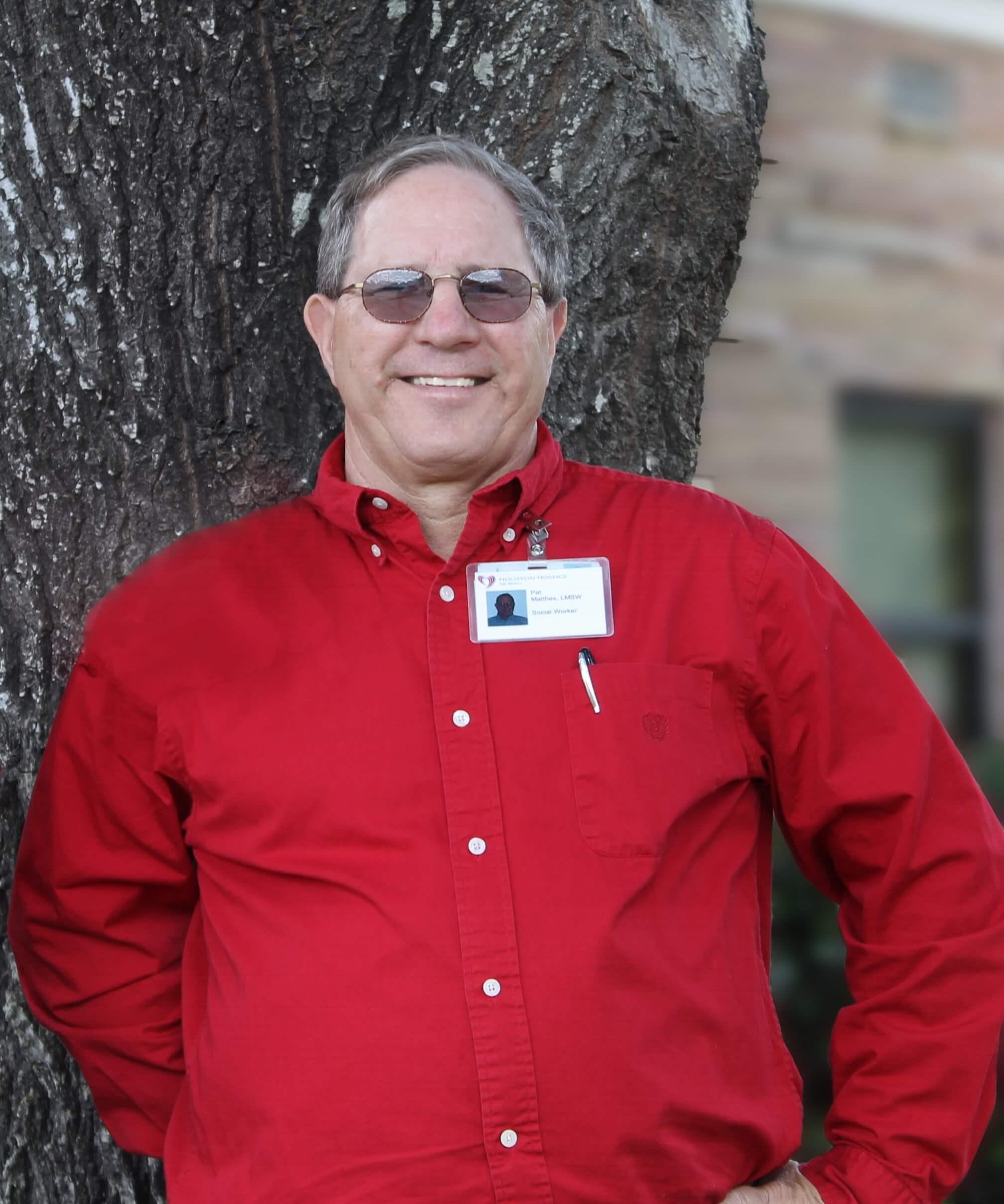 The Oakland Home Of Patrick Printy: Houston Hospice Blog