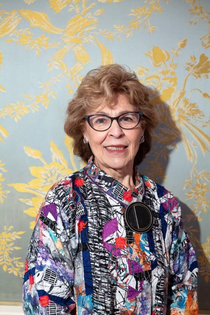 Houston Hospice Board Chair 2021 Joyce Salhoot.